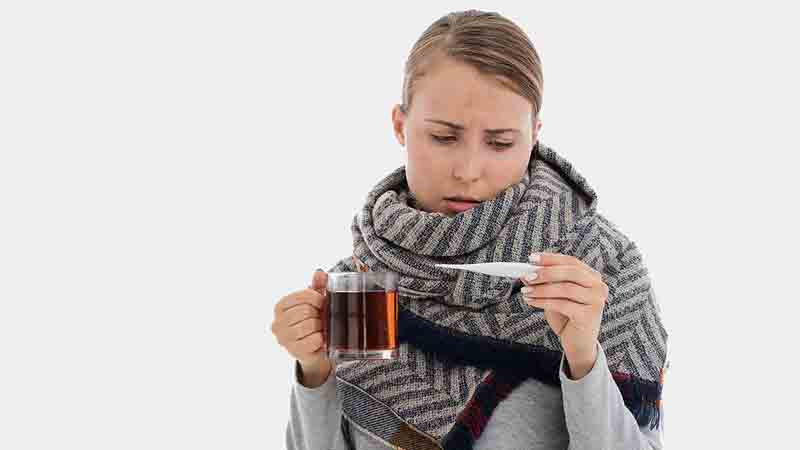 Patienten mit grippalem Infekt - Mag. Christian Thoma